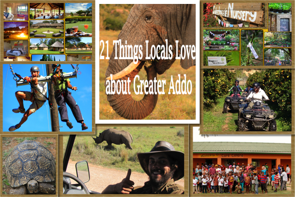 21 Things Locals Love about Greater Addo