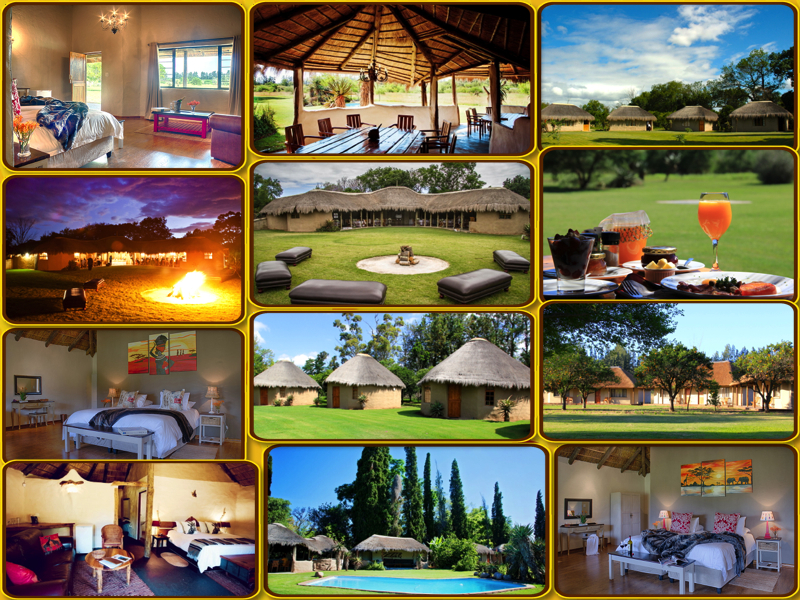 Chrislin African Lodge, Addo