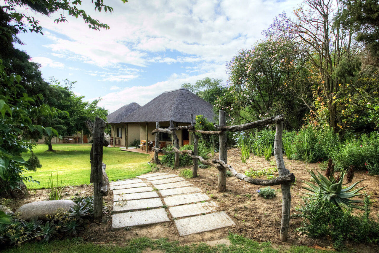 Accommodation in the heart of Addo